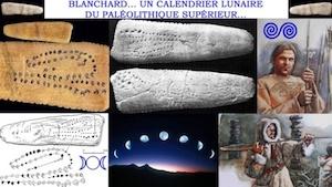 calendrier lunaire du paléolithique supérieur