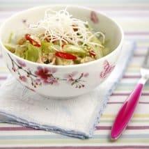 calendrier lunaire salade de poulet à l orientale