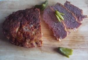 calendrier lunaire paté de porc au concombre