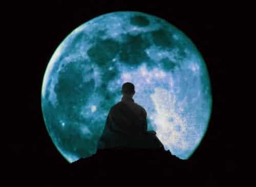 meditation de pleine lune