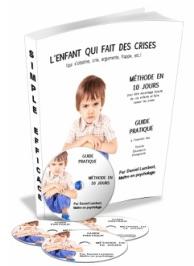 guide pratique de l'enfant qui fait des crises