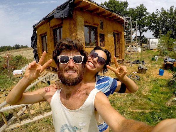 Baba Bear et sa femme Mamaya