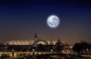 calendrier lunaire - pleine lune 2020