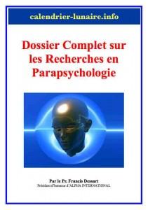 calendrier lunaire parapsychologie